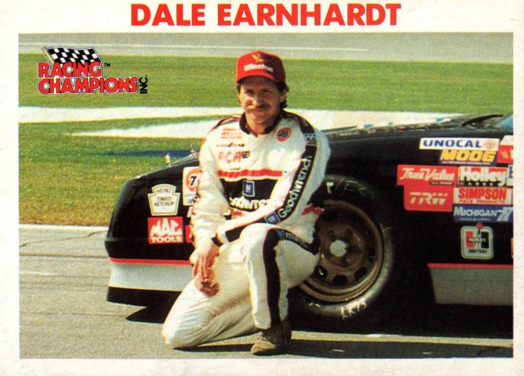 1990 Racing Champions Dale Earnhardt (1)