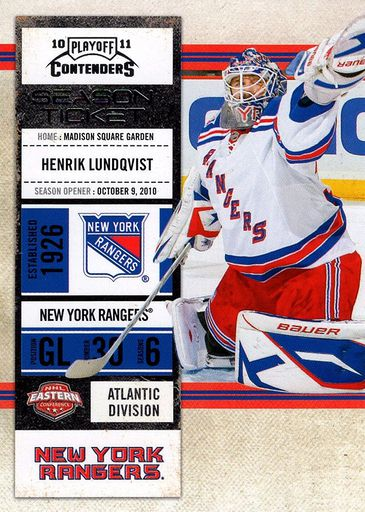 2010-11 Playoff Contenders #072 (1)