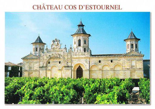 Cos D'Estournel Castle (33)