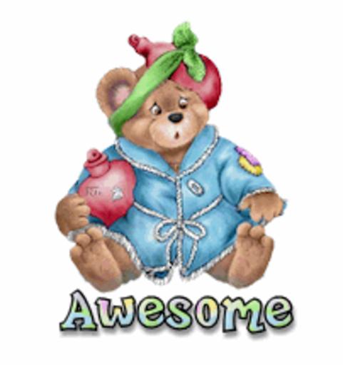 Awesome - BearGetWellSoon