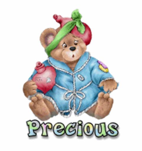 Precious - BearGetWellSoon