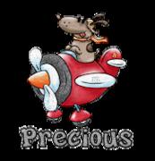 Precious - DogFlyingPlane