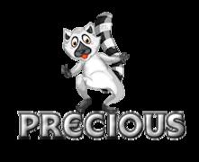 Precious - RaccoonStepOnName