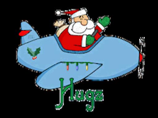 Hugz - SantaPlane