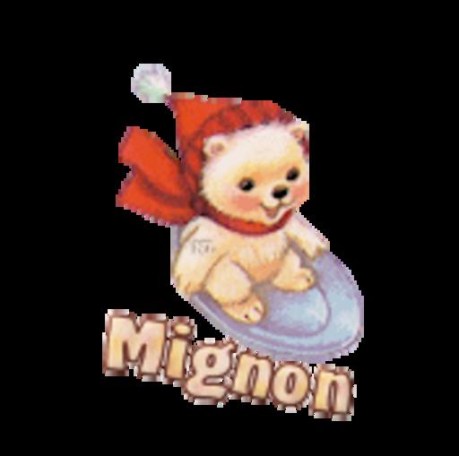 Mignon - WinterSlides