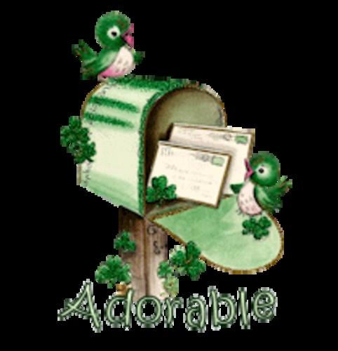 Adorable - StPatrickMailbox16