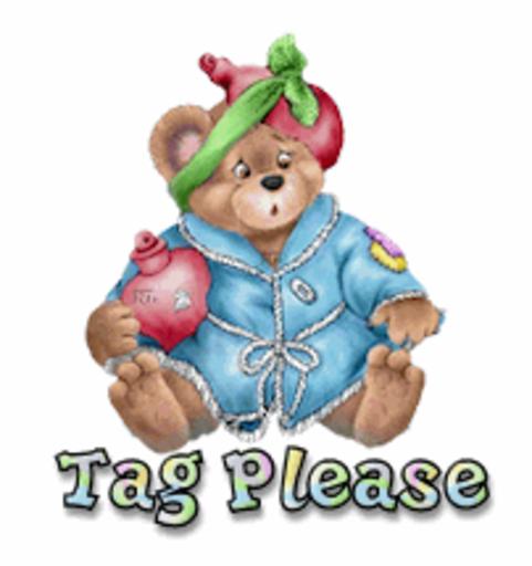 Tag Please - BearGetWellSoon