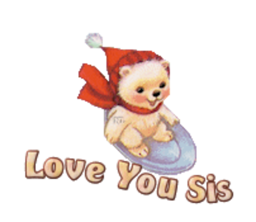Love You Sis - WinterSlides
