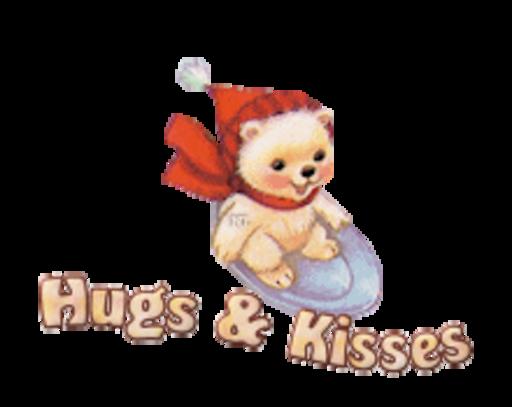Hugs & Kisses - WinterSlides