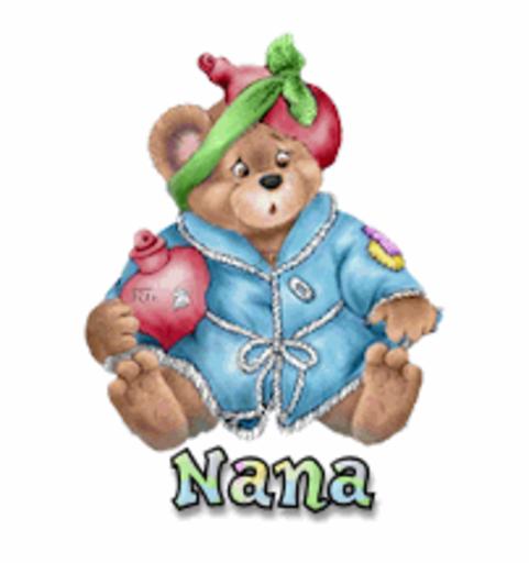 Nana - BearGetWellSoon