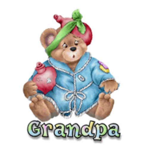 Grandpa - BearGetWellSoon