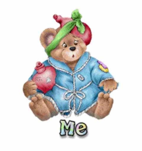 Me - BearGetWellSoon