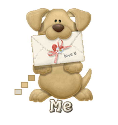 Me - PuppyLoveULetter