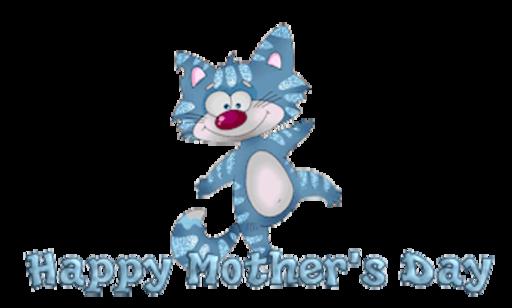Happy Mother's Day - DancingCat
