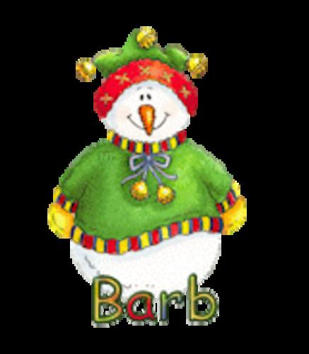 Barb - ChristmasJugler