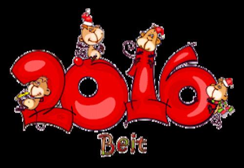 Beit - 2016WithMonkeys