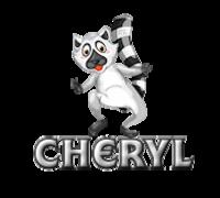 Cheryl - RaccoonStepOnName