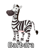 Barbara - DancingZebra