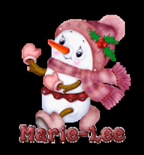 Marie-Lee - CuteSnowman
