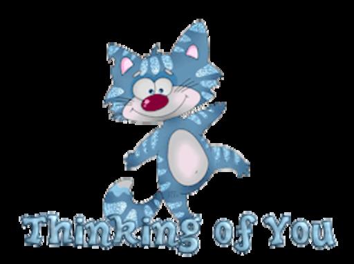 Thinking of You - DancingCat