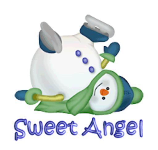 Sweet Angel - CuteSnowman1318