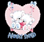 Need help - ValentineBearsCouple2016
