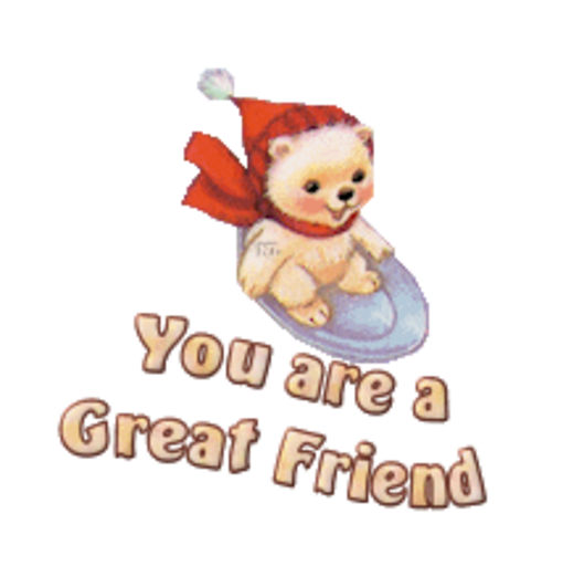 You are a Great Friend - WinterSlides