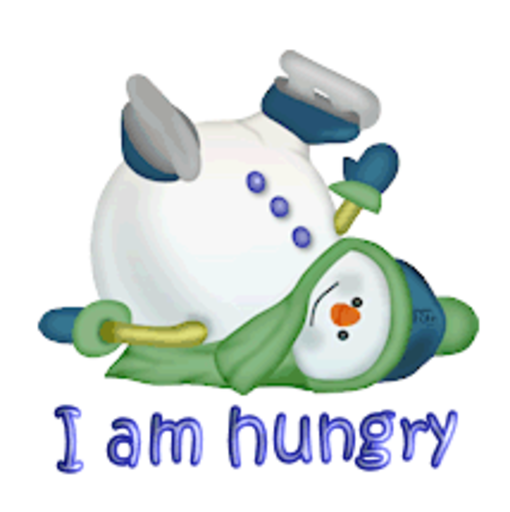 I am hungry - CuteSnowman1318
