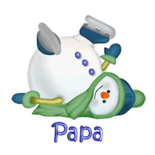 Papa - CuteSnowman1318