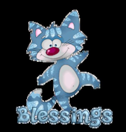 Blessings - DancingCat