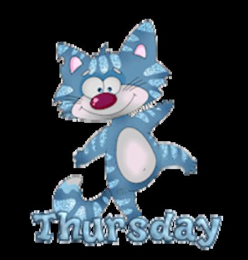 DOTW Thursday - DancingCat