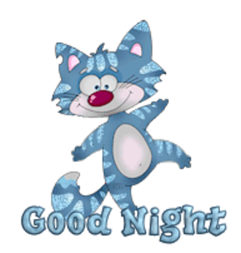 Good Night - DancingCat