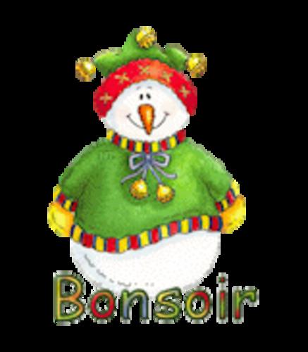 Bonsoir - ChristmasJugler