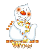 Wow - CandyCornGhost