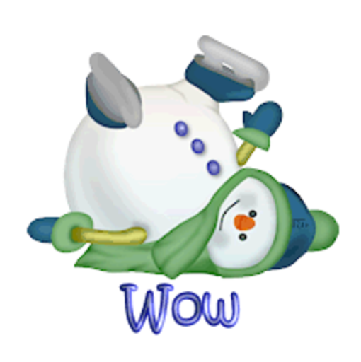 Wow - CuteSnowman1318