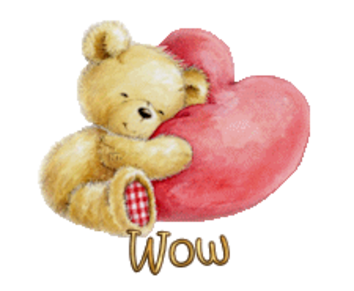 Wow - ValentineBear2016