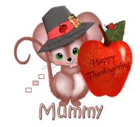 Mummy - ThanksgivingMouse