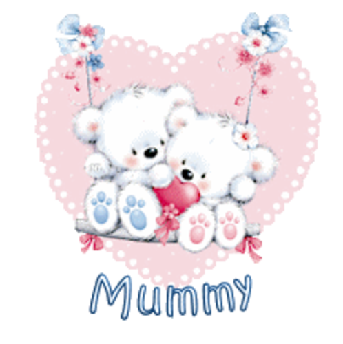 Mummy - ValentineBearsCouple