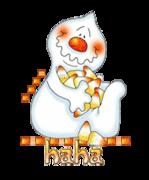 haha - CandyCornGhost