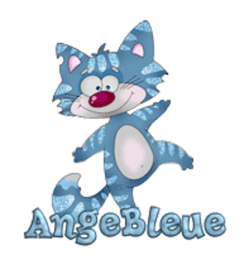 AngeBleue - DancingCat
