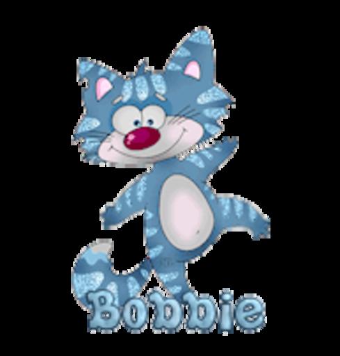 Bobbie - DancingCat