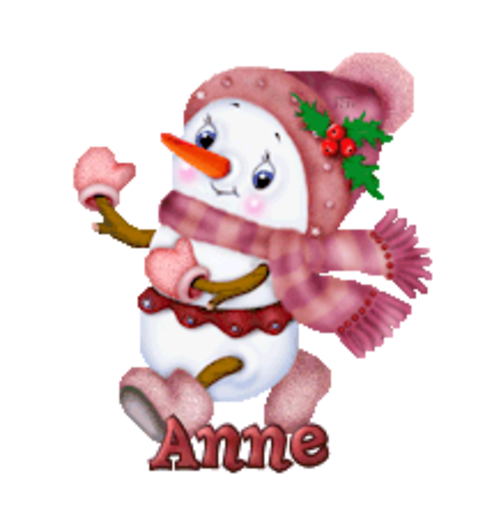 Anne - CuteSnowman