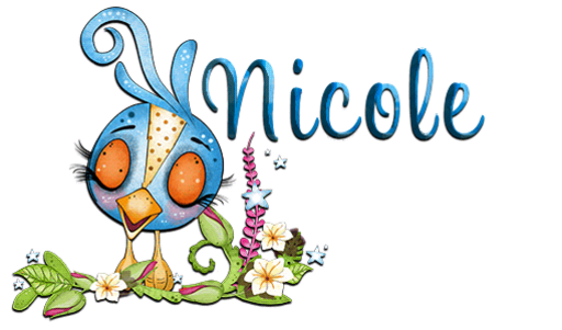 Nicole-AM Bobo July by Monica