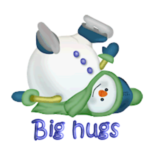 Big hugs - CuteSnowman1318