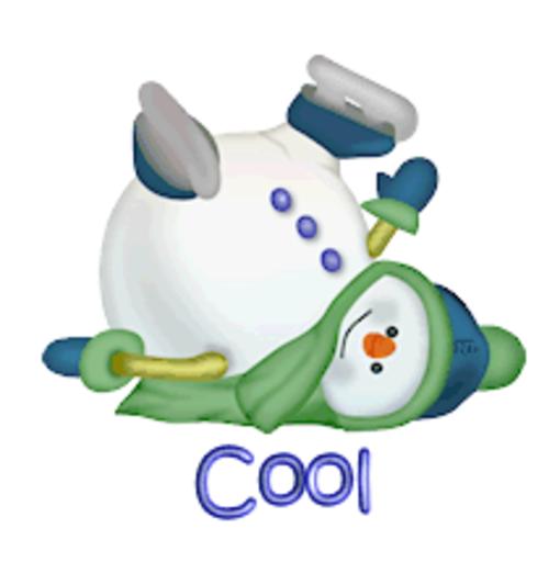 Cool - CuteSnowman1318
