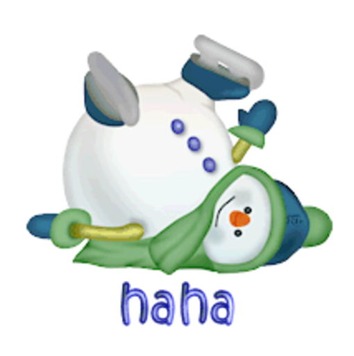 haha - CuteSnowman1318