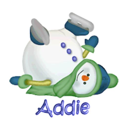 Addie - CuteSnowman1318