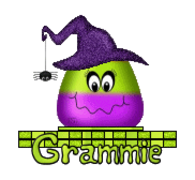Grammie - CandyCornWitch