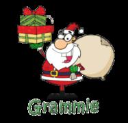 Grammie - SantaDeliveringGifts