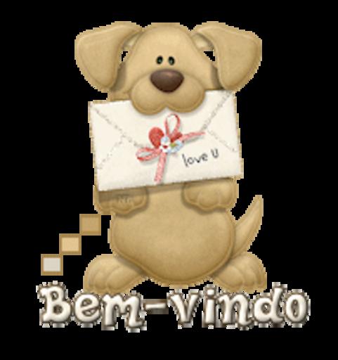 Bem-vindo - PuppyLoveULetter